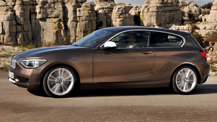 BMW 1 Series 3-door '2012