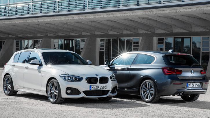 BMW 1 Series '2015