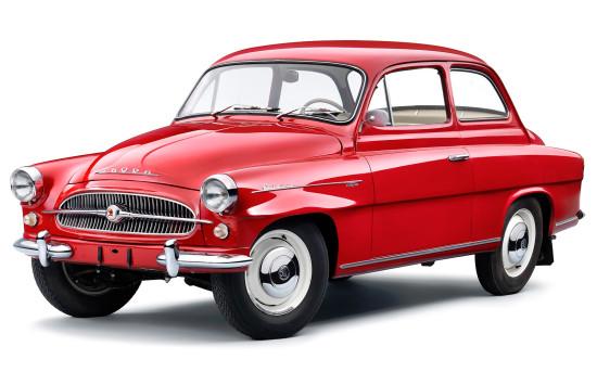 Skoda Octavia (Type 985) 1959–1964