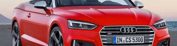 Audi S5 Cabriolet (2017) на IronHorse.ru ©