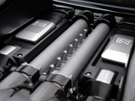 двигатель Бугатти Вейрон