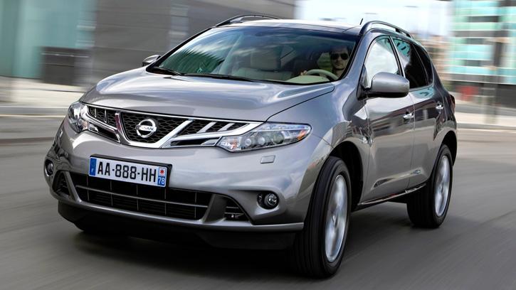 Nissan Murano dCi '2010