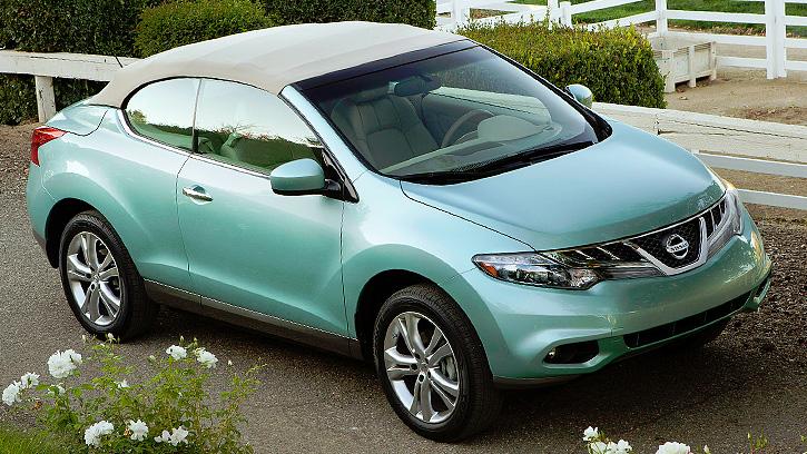 Nissan Murano CrossCabriolet '2011