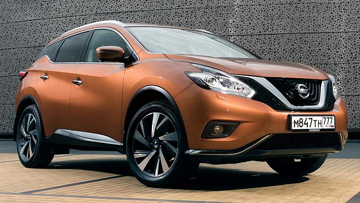 Nissan Murano '2016