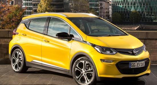 Opel Ampera-e на IronHorse.ru ©