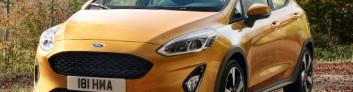 Ford Fiesta Active на IronHorse.ru ©
