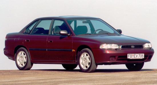 Subaru Legacy 2 (1993-1999) на IronHorse.ru ©