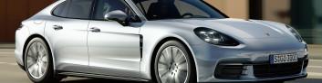 Porsche Panamera (2016-2017) на IronHorse.ru ©