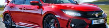 Honda Civic Type R (2017-2018) на IronHorse.ru ©