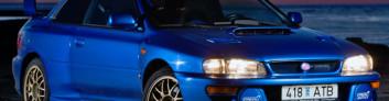 Subaru Impreza 1 WRX (1992-2000) на IronHorse.ru ©