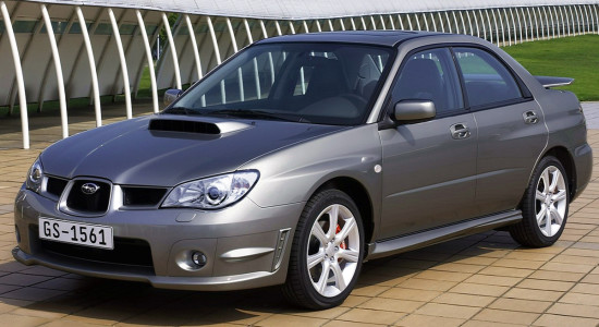 Subaru Impreza 2 WRX (2000-2007) на IronHorse.ru ©