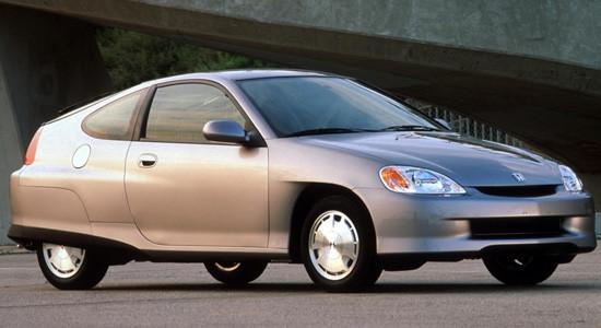 Honda Insight 1 (1999–2006) на IronHorse.ru ©