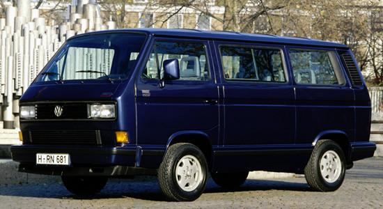 Volkswagen Multivan (T3) на IronHorse.ru ©