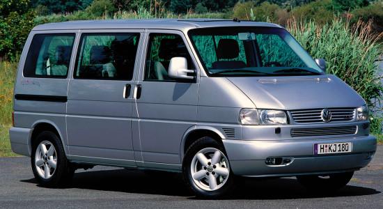 Volkswagen Multivan (T4) на IronHorse.ru ©