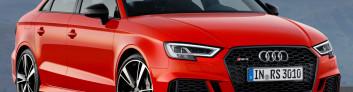 Audi RS3 Sedan (2016-2017) на IronHorse.ru ©