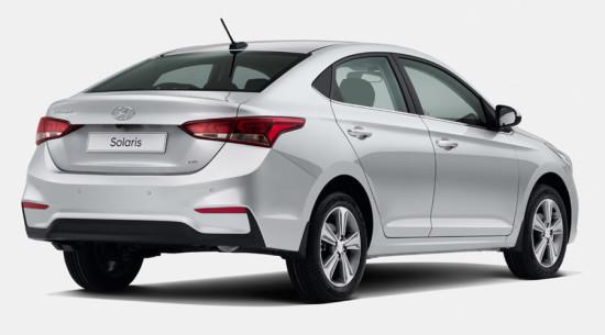Hyundai Solaris 2 Sedan