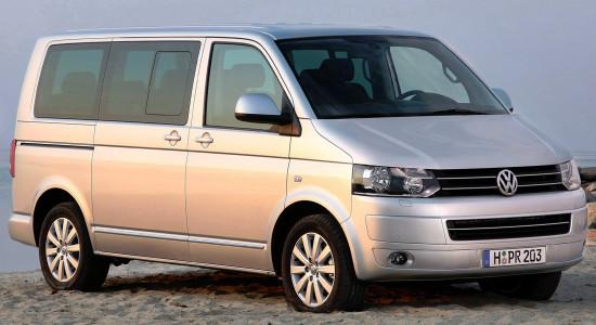 Volkswagen Caravelle (T5, 2003-2015) на IronHorse.ru ©