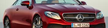 Mercedes-Benz E-class Coupe (2017-2018) на IronHorse.ru ©