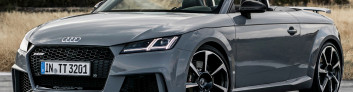 Audi TT RS (8S, 2017-2018) на IronHorse.ru ©