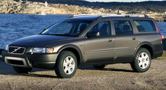 Volvo XC70 (1997-2007) на IronHorse.ru ©