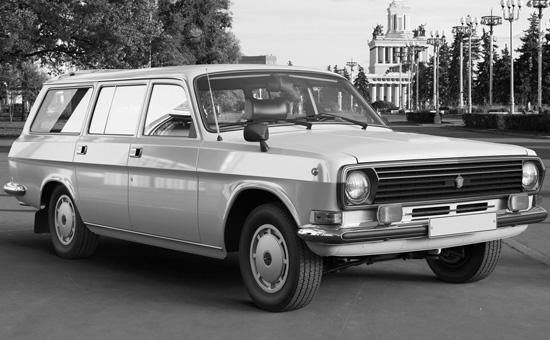 универсал ГАЗ-24-12 Волга