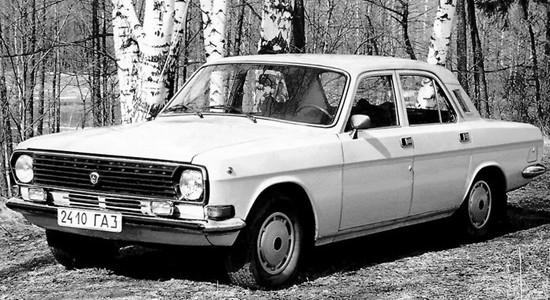 ГАЗ-24 Волга (1969-1992) на IronHorse.ru ©