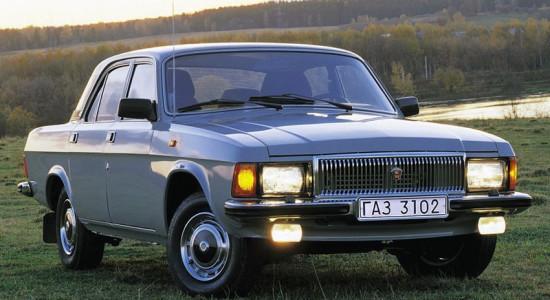 ГАЗ-3102 Волга (1982-2009) на IronHorse.ru ©