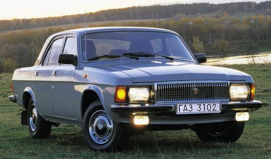 ГАЗ-3102 Волга