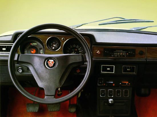 интерьер салона ГАЗ-3102 Волга (1982-1992)