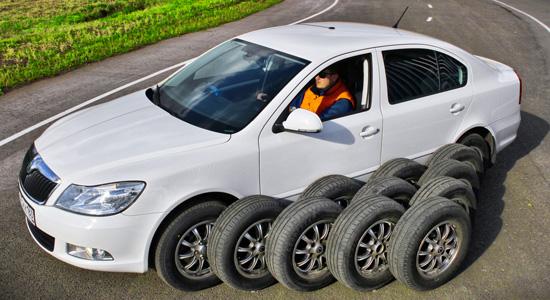 летние шины (тест-рейтинг 2017 года)