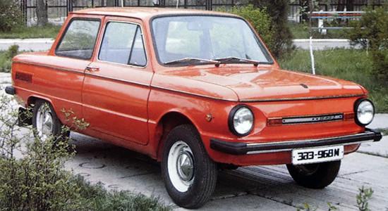 ЗАЗ 968 на IronHorse.ru ©
