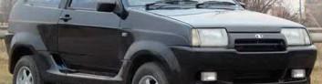 Lada Tarzan 1 (1997-2003) на IronHorse.ru ©