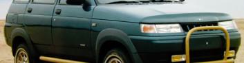 Lada Tarzan 2 (1999-2006) на IronHorse.ru ©