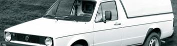 Volkswagen Caddy 1 (Typ 14) на IronHorse.ru ©