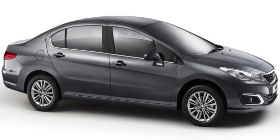 Peugeot New 408