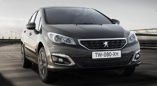 Peugeot 408 (2017-2018) на IronHorse.ru ©