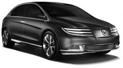 концепт Китай электромобиль