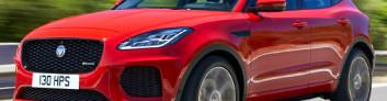 Jaguar E-Pace на IronHorse.ru ©