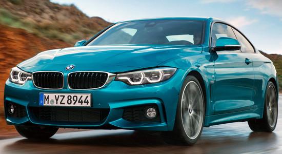 BMW 4-series (F32/F33)