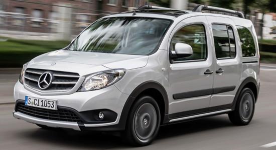 Mercedes-Benz Citan Off-Road